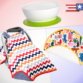 Made in the USA: Baby Gear