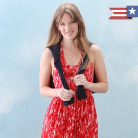 Made in the USA: Women's Apparel