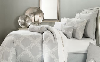 Waterford Luxury Bedding - Visit Event