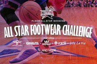 All Star Footwear Challenge