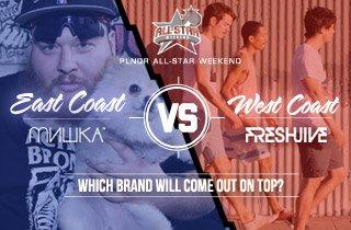 PLNDR All-Stars: Mishka vs Freshjive