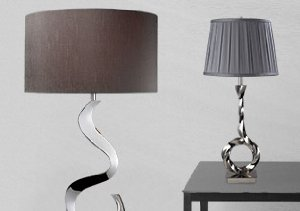 Contemporary Statement Lamps: Artistic Lighting
