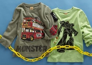 T-Shirt Shop for Boys