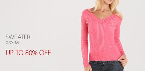 Sweater XSS-M