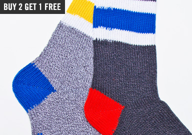 Shop Stock Your Sock Drawer ft. Tretorn