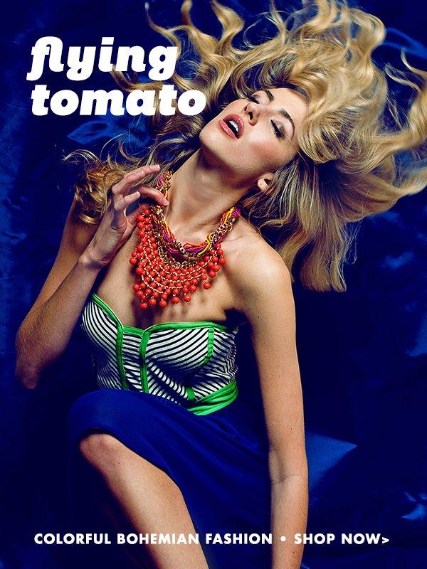 Flying Tomato