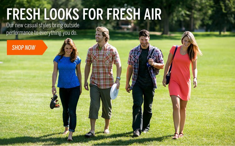 Fresh Looks for Fresh Air