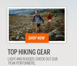 Top Hiking Gear