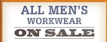 All Men's Workwear