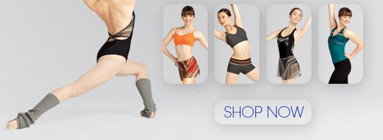 Shop brand new Capezio now!