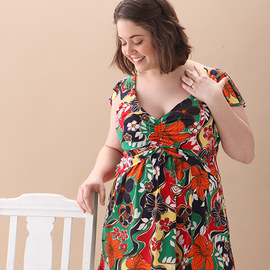 On a Bright Note: Plus-Size Apparel