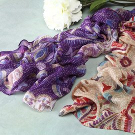 Spun Scarves by Subtle Luxury