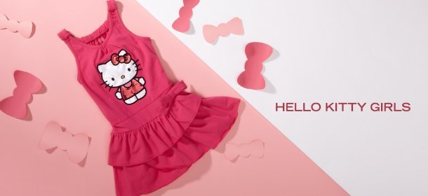 HELLO KITTY GIRLS, Event Ends February 20, 9:00 AM PT >