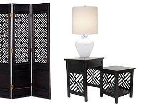 Charming Home: Rugs, Lamps & Furnishings
