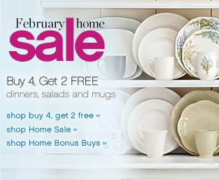 February Home Sale. Buy 4, Get 2 FREE. Shop now.