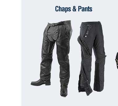 Motorcycle Chaps and Pants - take extra %10 off