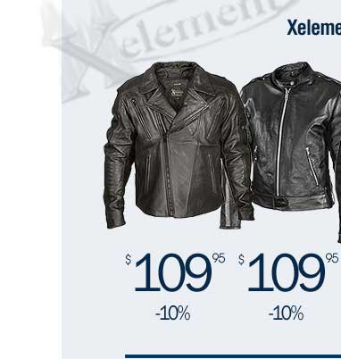 Xelement Motorcycle Jackets