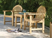 Prepare the Patio Furniture by Gloster & More
