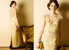 Fashion Inspired By <i>Downton Abbey</i>