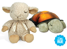 For Quiet Time Plush Baby Toys by Cloud B & More