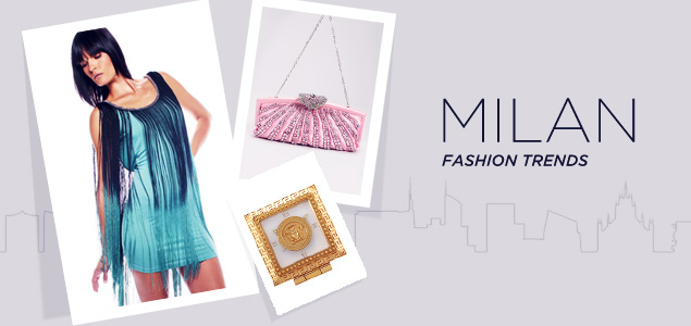 Milan Fashion Trends: Valentino, Gucci, Versace