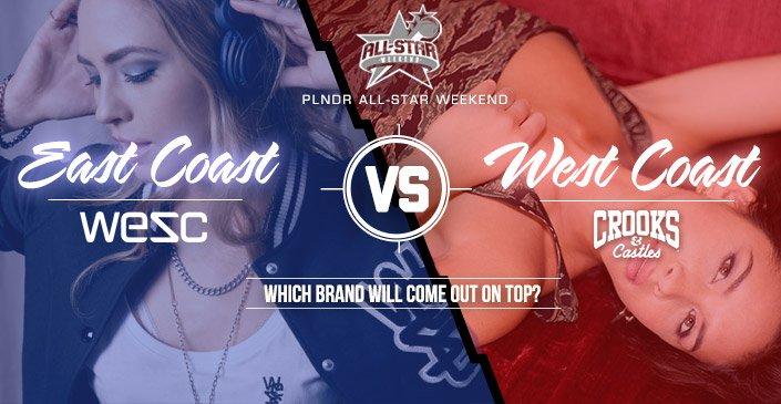 Plndr All-Stars: WeSC vs Crooks and Castles