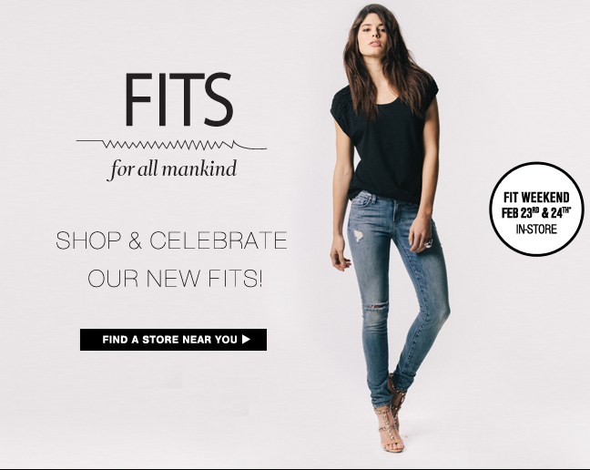 Fit Weekend Event! Sip Champagne and Meet Our New Fits