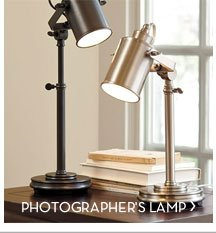 PHOTOGRAPHER'S LAMP