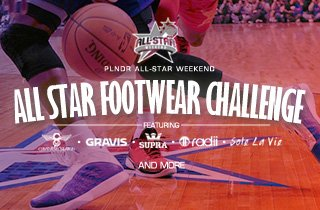 All Star Footwear Challenge