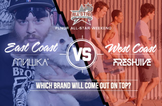 PLNDR All-Stars: Mishka vs Freshjive