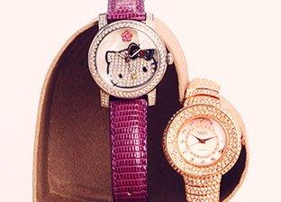 Hello Kitty, Burgi, Roven Dino & More Watches