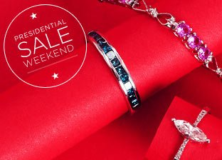 White Gold Jewelry Blowout: Rings & Bracelets