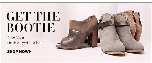 Get the bootie >>