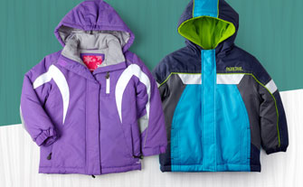 Kids' Outerwear- Visit Event