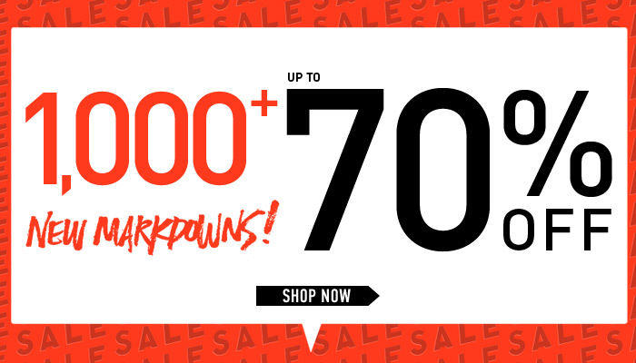 1,000 New Markdowns + Up To 70% Off! - Shop Now
