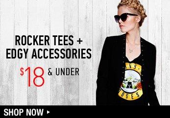 Rocker Tees - Shop Now