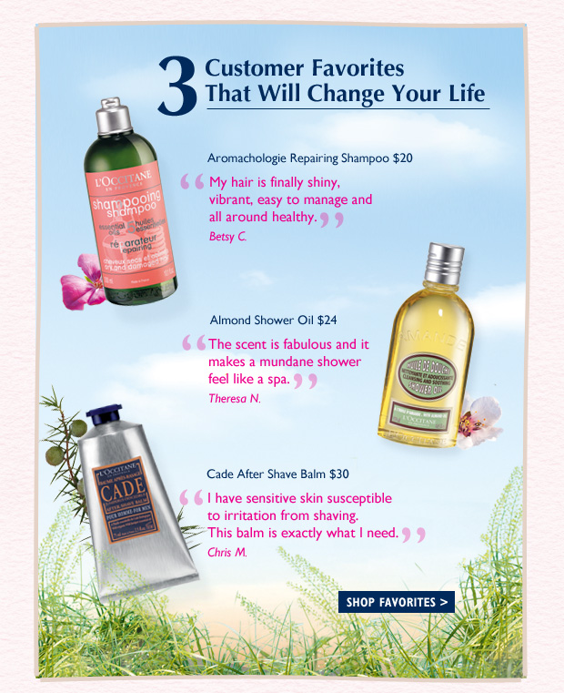 Three Customer Favorites That Will Change Your Life. Aromachologie Repairing Shampoo, 10.1 fl. oz, $20