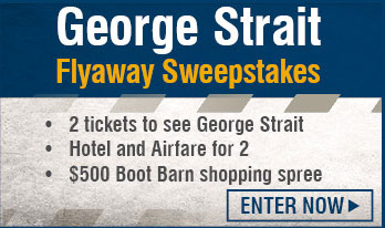 George Strait Flyaway