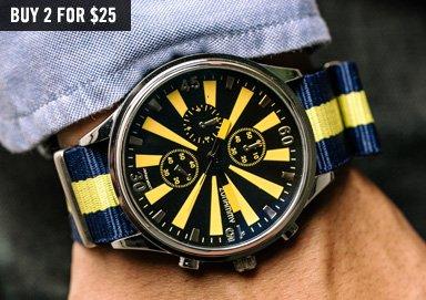 Shop Wrist Picks: Vintage or Mod Watches