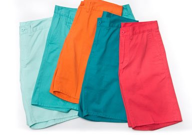 Shop Sunny Chinos & Shorts for Spring