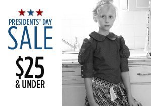 $25 & Under: Girls¿ Outfits Made in the USA
