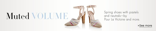 Muted Volume - Women's Shoes