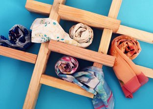 Brand Too Hot to Mention: Designer Scarves