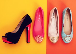 Spring Shoes by Diva Lounge, Qupid, Top Moda & more