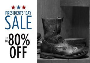 Up to 80% Off Boots