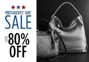 Up to 80% Off Totes, Satchels & More