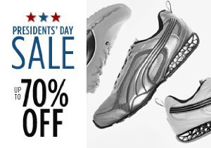 Up to 70% Off Athletic Sneakers