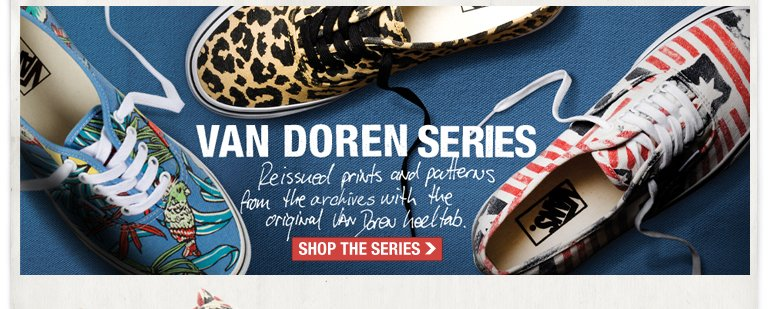 NEW IN THE VAN DOREN SERIES