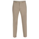 Paul Smith Trousers - Taupe Straight Leg Trousers