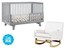 Bedtime for Baby Sleep Sets & Nursery Décor